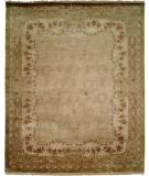 RugStudio presents Kalaty Riviera Rv560 Ivory/Soft Gold Hand-Knotted, Best Quality Area Rug