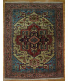 RugStudio presents Kalaty Oak 113346 Ivy Hand-Knotted, Good Quality Area Rug