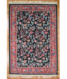 RugStudio presents Kalaty Oak 114859 Dark Green Hand-Knotted, Good Quality Area Rug