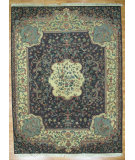 RugStudio presents Kalaty Oak 124968 Brown Ivory Hand-Knotted, Good Quality Area Rug