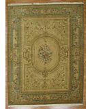 RugStudio presents Kalaty Oak 132957 Hand-Knotted, Good Quality Area Rug