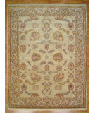 RugStudio presents Kalaty Oak 141516 Beige Hand-Knotted, Good Quality Area Rug