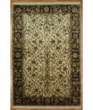 RugStudio presents Kalaty Oak 169250 Creme Hand-Knotted, Good Quality Area Rug