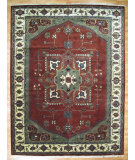 RugStudio presents Kalaty Oak 211234 Rust Hand-Knotted, Good Quality Area Rug