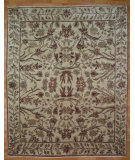 RugStudio presents Kalaty Oak 250600 Beige Hand-Knotted, Good Quality Area Rug