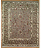 RugStudio presents Kalaty Oak 255231 Brown Hand-Knotted, Good Quality Area Rug
