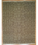 RugStudio presents Kalaty Oak 264420 Brown Gold Hand-Knotted, Good Quality Area Rug