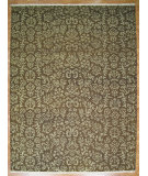 RugStudio presents Kalaty Oak 267990 Brown Gold Hand-Knotted, Good Quality Area Rug