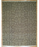 RugStudio presents Kalaty Oak 269108 Brown Gold Hand-Knotted, Good Quality Area Rug