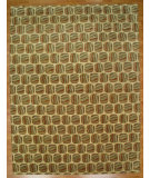 RugStudio presents Kalaty Oak 275732 Gold Hand-Knotted, Good Quality Area Rug