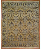 RugStudio presents Kalaty Oak 290411 Gold Hand-Knotted, Good Quality Area Rug