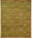RugStudio presents Kalaty Oak 290999 Gold Hand-Knotted, Good Quality Area Rug