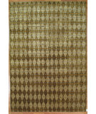 RugStudio presents Kalaty Oak 321804 Multi Hand-Knotted, Good Quality Area Rug