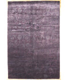 RugStudio presents Kalaty Oak 326897 Burgundy Hand-Knotted, Good Quality Area Rug