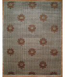 RugStudio presents Kalaty Oak 335978 Beige Hand-Knotted, Good Quality Area Rug