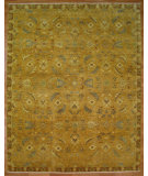 RugStudio presents Kalaty Oak 347988 Peach/Rust Hand-Knotted, Good Quality Area Rug