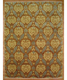 RugStudio presents Kalaty Oak 347993 Rust Hand-Knotted, Good Quality Area Rug