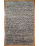 RugStudio presents Kalaty Oak 352724 Grey Hand-Knotted, Good Quality Area Rug