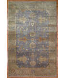 RugStudio presents Kalaty Oak 355484 Gray Beige Hand-Knotted, Good Quality Area Rug