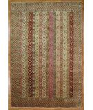 RugStudio presents Kalaty Oak 361901 Multi Hand-Knotted, Good Quality Area Rug
