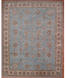 RugStudio presents Kalaty Oak 363309 Hand-Knotted, Good Quality Area Rug
