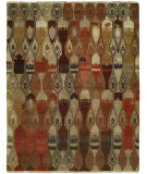RugStudio presents Famous Maker Artisan 100050 Chino Earth Hand-Knotted, Best Quality Area Rug