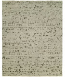 RugStudio presents Famous Maker Barton 100793 Linen Hand-Knotted, Best Quality Area Rug