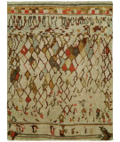 RugStudio presents Famous Maker Barton 100795 Linen Hand-Knotted, Best Quality Area Rug