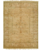 RugStudio presents Kalaty Carol Bolton Cb-893 Old Beige Hand-Knotted, Best Quality Area Rug