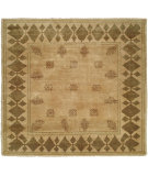 RugStudio presents Famous Maker Carolton 100903 Taos Lichen Hand-Knotted, Best Quality Area Rug