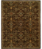 RugStudio presents Kalaty Empire Em-295 Chocolate Hand-Tufted, Good Quality Area Rug
