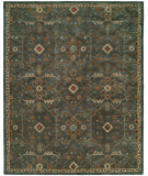 RugStudio presents Kalaty Empire Em-297 Storm Blue Hand-Tufted, Good Quality Area Rug