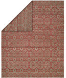 RugStudio presents Kalaty Endura EN-917 Rose - Light Blue Flat-Woven Area Rug