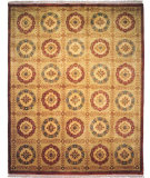 RugStudio presents Kalaty Chantal Fc-644 Ivory Hand-Knotted, Good Quality Area Rug
