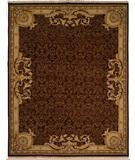 RugStudio presents Kalaty Florence Fr-624 Brown Hand-Knotted, Better Quality Area Rug