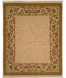 RugStudio presents Kalaty Florence Fr-629 Ivory Hand-Knotted, Better Quality Area Rug