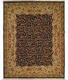RugStudio presents Kalaty Florence Fr-630 Black Hand-Knotted, Better Quality Area Rug