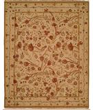 RugStudio presents Kalaty Florence Fr-632 Ivory Hand-Knotted, Better Quality Area Rug