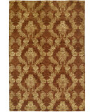 RugStudio presents Famous Maker Grimani 100679 Autumn Spice Woven Area Rug