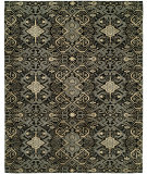 RugStudio presents Famous Maker Grimani 100689 Mahogany Woven Area Rug