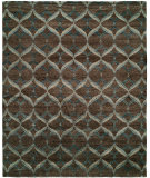 RugStudio presents Famous Maker Insight 100940 Mocha Hand-Knotted, Best Quality Area Rug