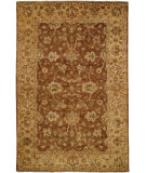 RugStudio presents Kalaty Ismir Is-757 Brown Gold Hand-Knotted, Good Quality Area Rug