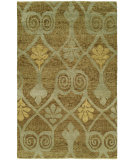 RugStudio presents Famous Maker Legend 100021 Walnut Hand-Knotted, Best Quality Area Rug