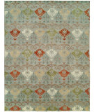 RugStudio presents Famous Maker Legend 100024 Ice Blue Hand-Knotted, Best Quality Area Rug