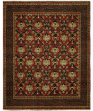 RugStudio presents Famous Maker Miran 100494 Hand-Knotted, Best Quality Area Rug