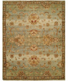 RugStudio presents Famous Maker Murrow 100562 Sky Hand-Knotted, Best Quality Area Rug