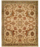 RugStudio presents Famous Maker Murrow 100564 Vanilla Mist Hand-Knotted, Best Quality Area Rug