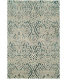 RugStudio presents Famous Maker Shaza 100553 Hand-Knotted, Good Quality Area Rug
