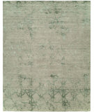 RugStudio presents Famous Maker Oracle 100767 Grey Hand-Knotted, Best Quality Area Rug