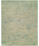 RugStudio presents Famous Maker Oracle 100769 Sand Grey Hand-Knotted, Best Quality Area Rug